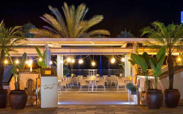 Amàre Beach Hotel Marbella вид на фасад