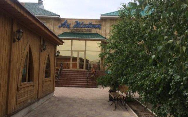 Гостиница ГостиничныйКомплекс Ак-Жайык Казахстан, Караганда - отзывы, цены и фото номеров - забронировать гостиницу ГостиничныйКомплекс Ак-Жайык онлайн вид на фасад