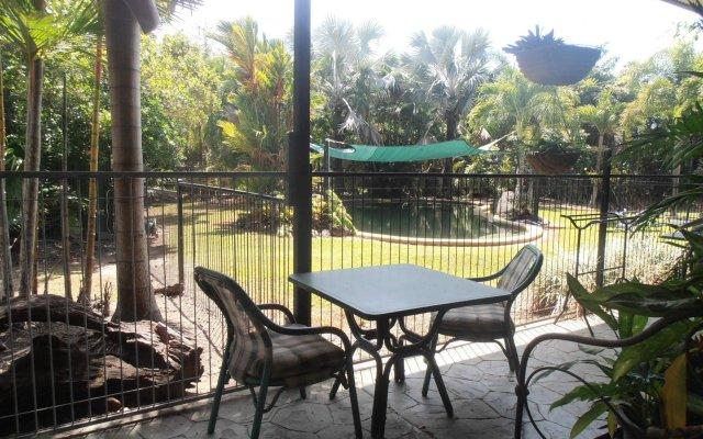 Отель Daintree Wild Zoo & Bed and Breakfast вид на фасад