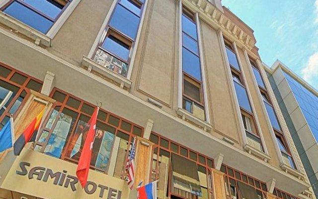 Samir Deluxe Hotel вид на фасад