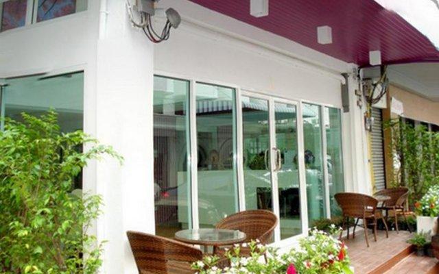 Отель Nantra Ekamai Бангкок вид на фасад