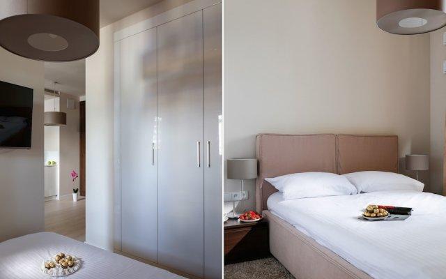 Отель Chopin Apartments Union Польша, Варшава - отзывы, цены и фото номеров - забронировать отель Chopin Apartments Union онлайн комната для гостей