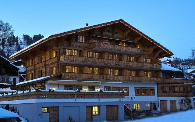 Hotel Kernen вид на фасад