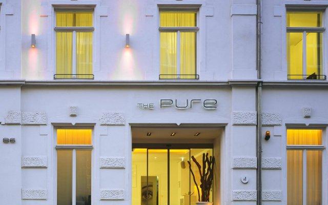Отель The Pure вид на фасад