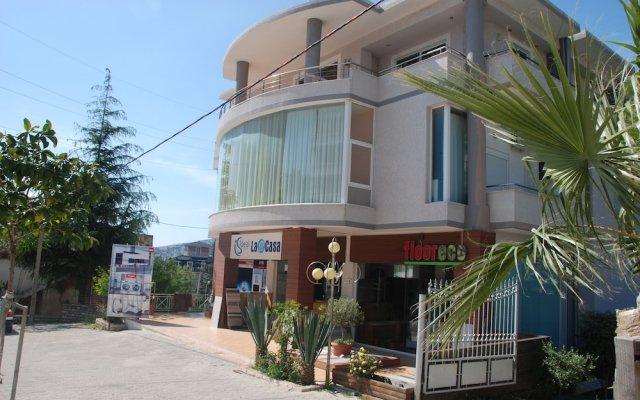 Отель Villa Green Garden Албания, Саранда - отзывы, цены и фото номеров - забронировать отель Villa Green Garden онлайн вид на фасад
