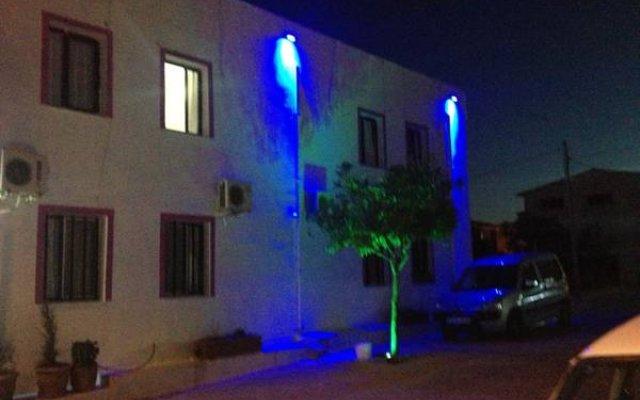 Bilsu Volley Hotel Чешме вид на фасад