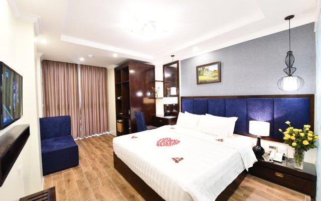 Отель Hanoi Bella Rosa Trendy Hotel Вьетнам, Ханой - отзывы, цены и фото номеров - забронировать отель Hanoi Bella Rosa Trendy Hotel онлайн комната для гостей