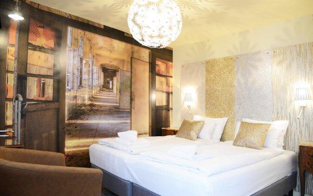 Отель MALAR Париж комната для гостей
