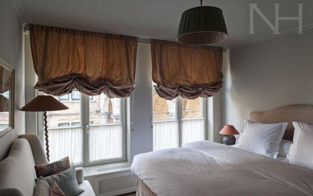 Отель Dijver Бельгия, Брюгге - отзывы, цены и фото номеров - забронировать отель Dijver онлайн комната для гостей