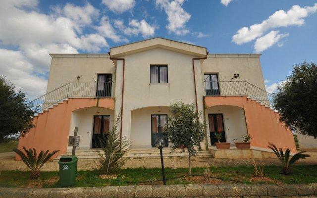 Отель Baglio Basile Hotel Италия, Петрозино - отзывы, цены и фото номеров - забронировать отель Baglio Basile Hotel онлайн вид на фасад