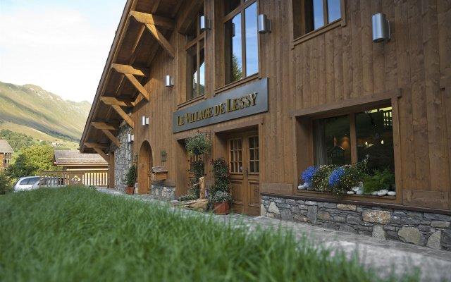 Отель CGH Résidences & Spas Village de Lessy Франция, Ле-Гранд-Бонан - отзывы, цены и фото номеров - забронировать отель CGH Résidences & Spas Village de Lessy онлайн вид на фасад