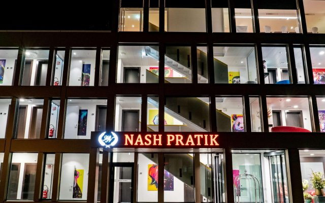 Nash Pratik Hotel вид на фасад