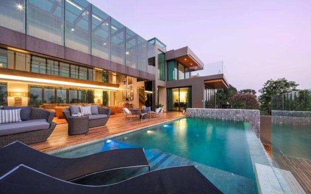 Отель Cape Dara Resort Таиланд, Паттайя - 3 отзыва об отеле, цены и фото номеров - забронировать отель Cape Dara Resort онлайн вид на фасад