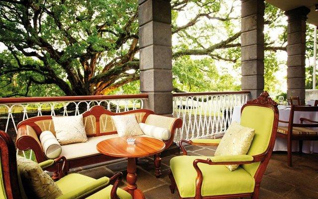 Отель Heritage Le Telfair Golf & Wellness Resort вид на фасад