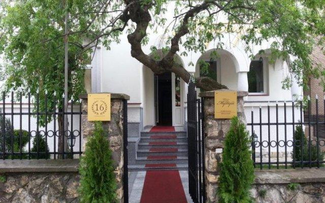 Отель Villa Mystique вид на фасад