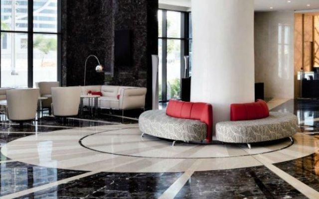 Movenpick Hotel Apartments Downtown Dubai Дубай интерьер отеля