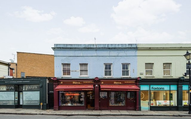 New Super 1 Bedroom Flat in the Heart of Greenwich