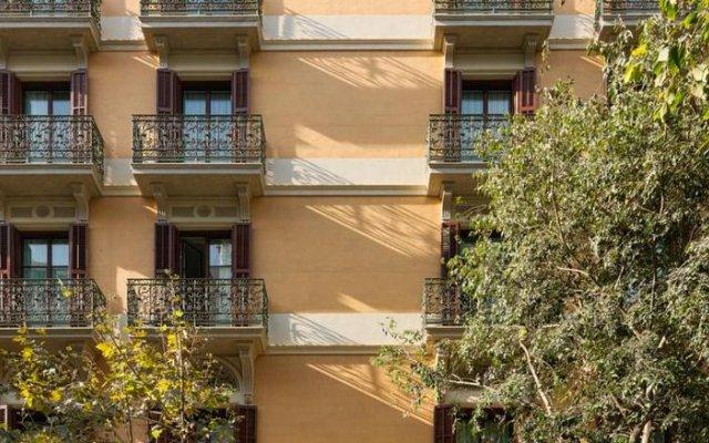 Отель H10 Casa Mimosa вид на фасад