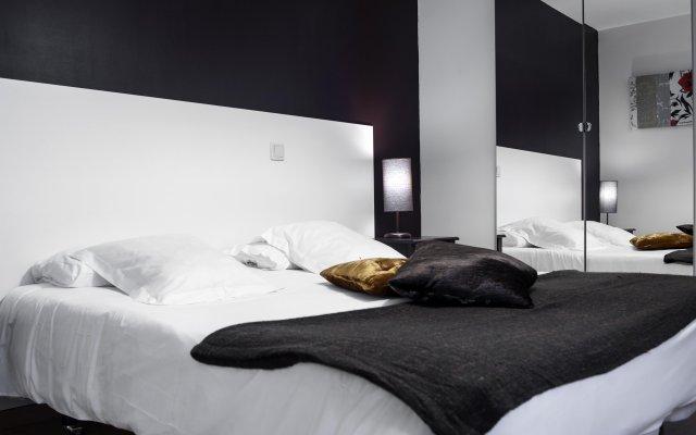 THC Gran Via Hostel комната для гостей