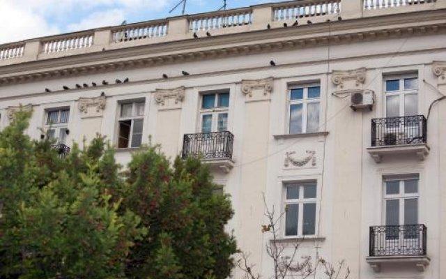 Отель Hostel Parliament Сербия, Белград - отзывы, цены и фото номеров - забронировать отель Hostel Parliament онлайн вид на фасад