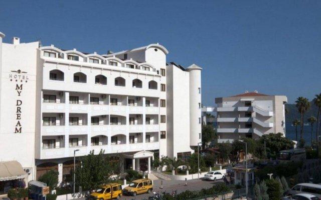 My Dream Hotel Турция, Мармарис - отзывы, цены и фото номеров - забронировать отель My Dream Hotel онлайн вид на фасад
