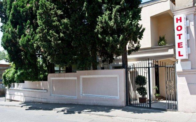 Darchi Hotel Тбилиси вид на фасад