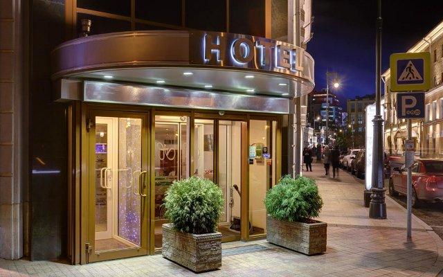 Гостиница Ассамблея Никитская в Москве - забронировать гостиницу Ассамблея Никитская, цены и фото номеров Москва вид на фасад