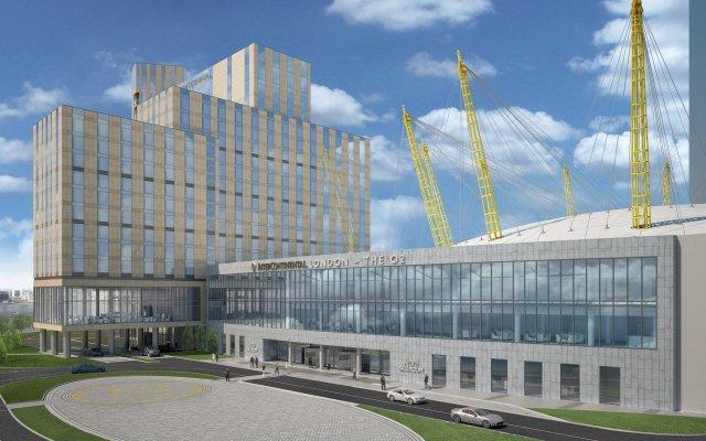 Отель InterContinental London - The O2 Великобритания, Лондон - отзывы, цены и фото номеров - забронировать отель InterContinental London - The O2 онлайн спортивное сооружение
