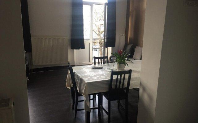 Отель With one Bedroom in Schaerbeek, With Wonderful City View and Wifi Бельгия, Брюссель - отзывы, цены и фото номеров - забронировать отель With one Bedroom in Schaerbeek, With Wonderful City View and Wifi онлайн