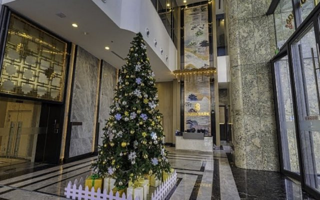 Отель Hoasun Des Art - Lanmark 81 вид на фасад