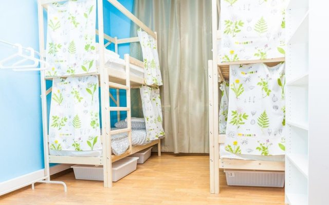 Гостиница Hostels Rus Golovinskiy комната для гостей