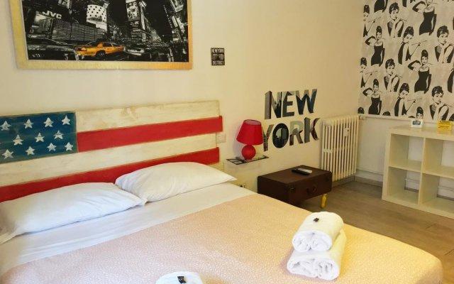 Отель Jet Lag Италия, Рим - отзывы, цены и фото номеров - забронировать отель Jet Lag онлайн комната для гостей