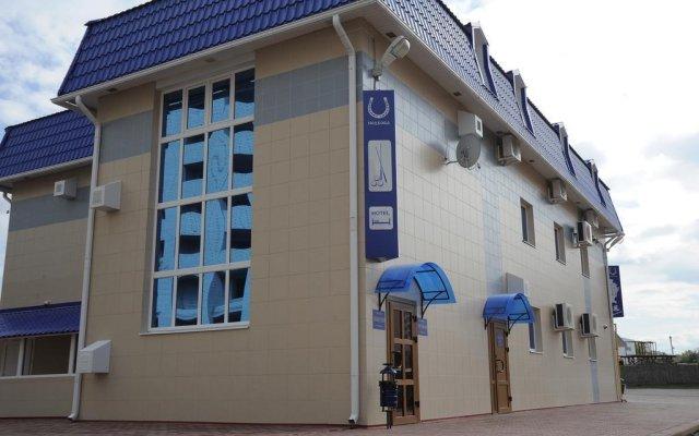 Гостиница Подкова в Брянске отзывы, цены и фото номеров - забронировать гостиницу Подкова онлайн Брянск вид на фасад