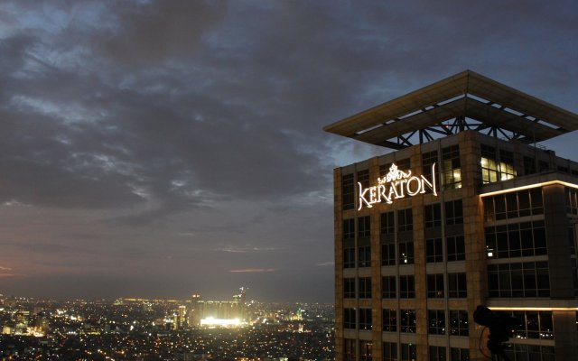 Keraton At The Plaza A Luxury Collection Hotel Jakarta In Jakarta Indonesia From 257 Photos Reviews Zenhotels Com