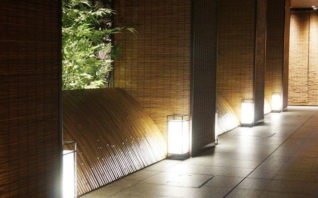 Tokyo Ekimae BAY HOTEL вид на фасад