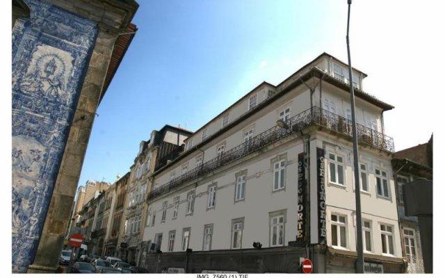 Hotel do Norte вид на фасад