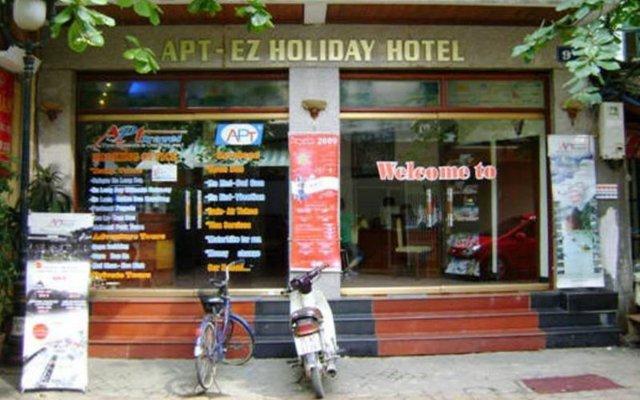 Отель Apt Ez Holidays Ханой вид на фасад