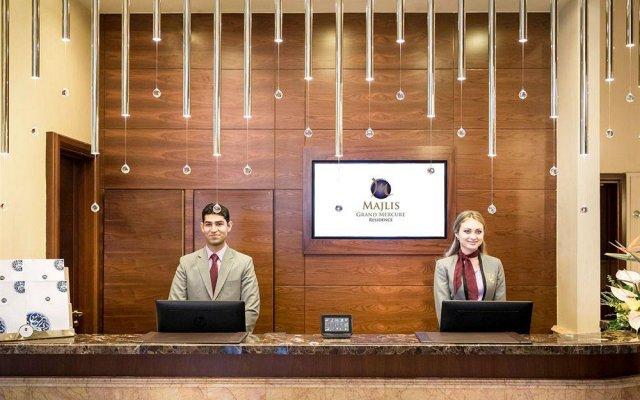 Majlis Grand Mercure Residence Abu Dhabi 1