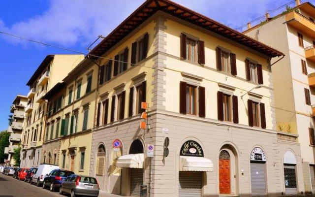 Отель Cimabue Италия, Флоренция - 1 отзыв об отеле, цены и фото номеров - забронировать отель Cimabue онлайн вид на фасад