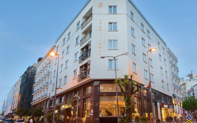 Barin Hotel вид на фасад