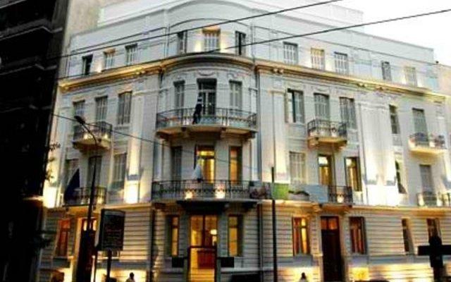 Отель Art Hotel Athens Греция, Афины - 1 отзыв об отеле, цены и фото номеров - забронировать отель Art Hotel Athens онлайн вид на фасад