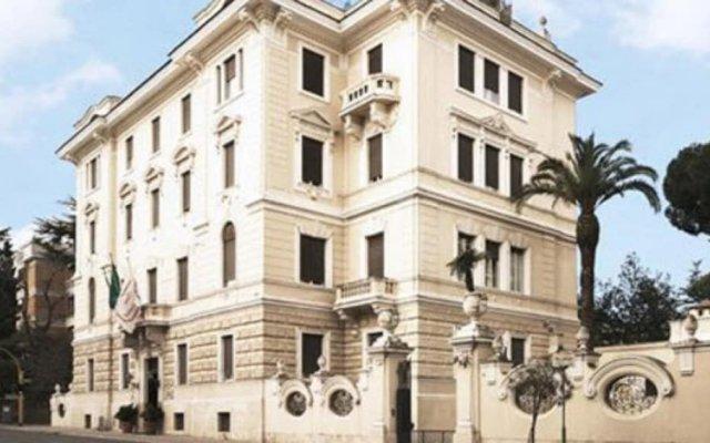 Отель Aldrovandi Residence City Suites Италия, Рим - отзывы, цены и фото номеров - забронировать отель Aldrovandi Residence City Suites онлайн вид на фасад