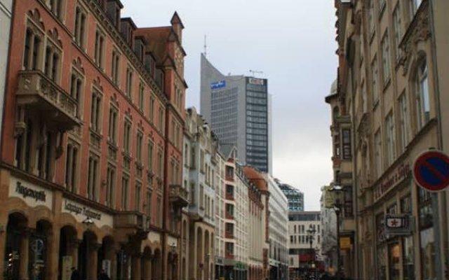 Отель Lodge-Leipzig Германия, Лейпциг - отзывы, цены и фото номеров - забронировать отель Lodge-Leipzig онлайн вид на фасад