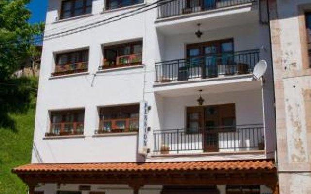 Отель Pensión Casa Ramon вид на фасад