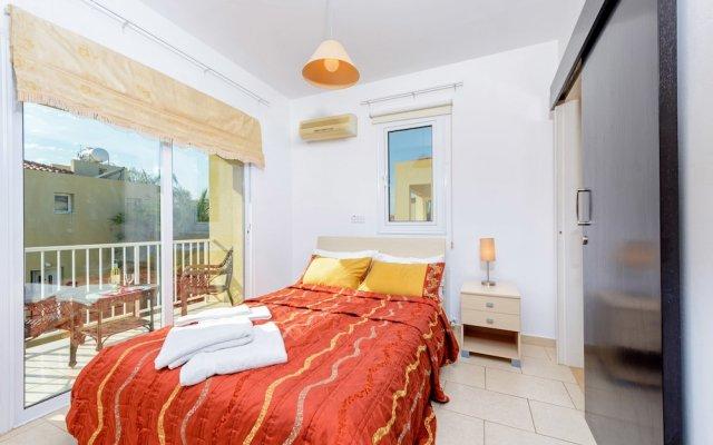 Отель Sirena Bay Villa 14 Кипр, Протарас - отзывы, цены и фото номеров - забронировать отель Sirena Bay Villa 14 онлайн комната для гостей