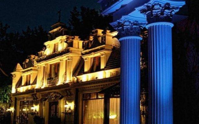 Гостиница Бутик-отель Шенонсо в Москве 8 отзывов об отеле, цены и фото номеров - забронировать гостиницу Бутик-отель Шенонсо онлайн Москва вид на фасад