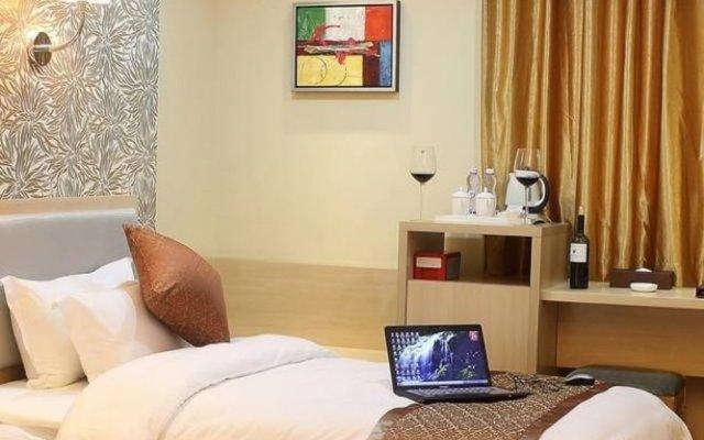 Отель Chuang Xing Da Шэньчжэнь комната для гостей