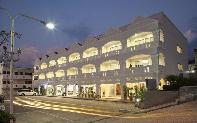 Отель Samkong Place вид на фасад