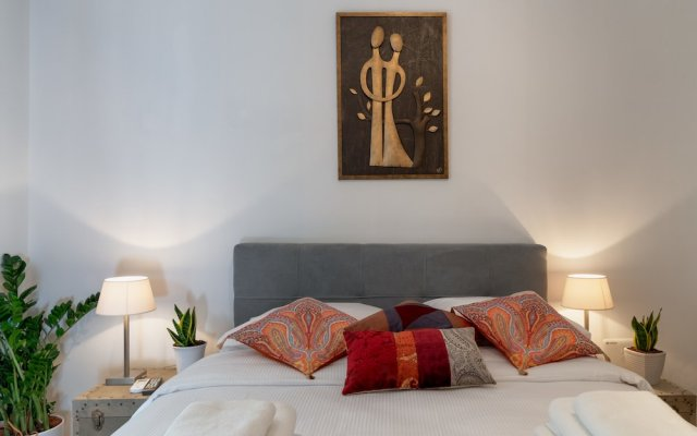 Отель Cutie by Stylish Stays комната для гостей