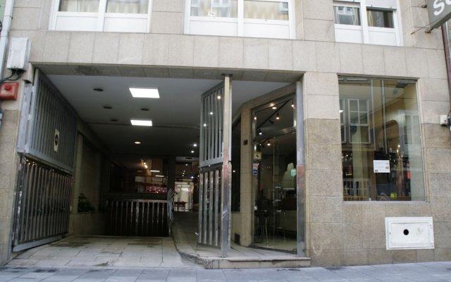 Hotel Sol вид на фасад